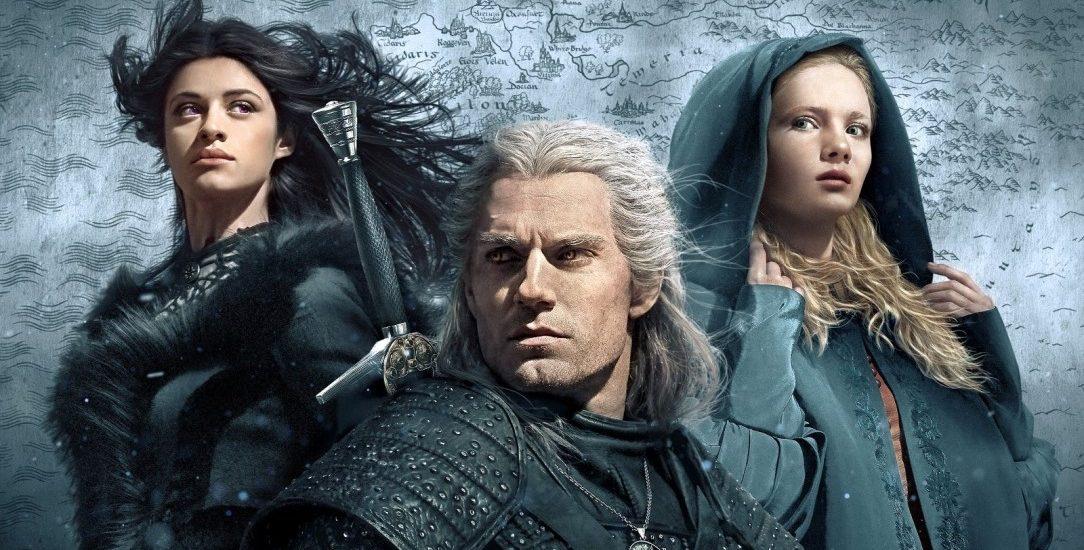 Witcher Cast