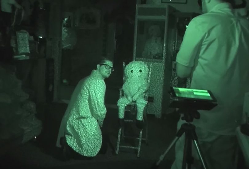 ghost adventures screaming room