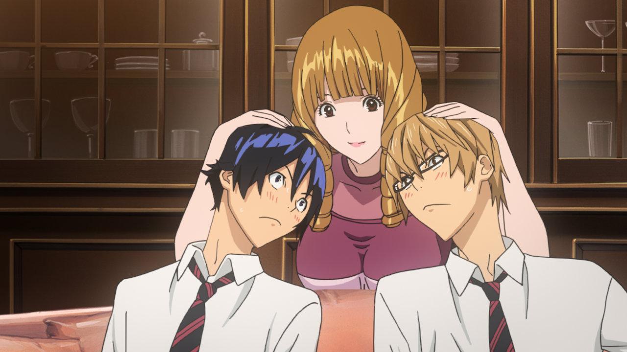 bakuman season 4 premiere date characters english dubbed bakuman season 4 premiere date