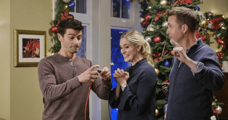 Holiday Date Cast Hallmark Where Was Holiday Date Filmed