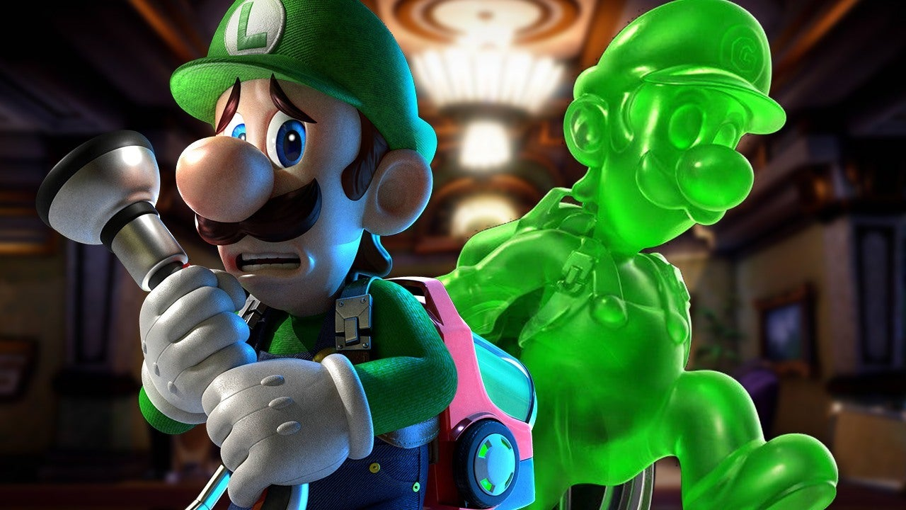 Luigi S Mansion 4 Release Date Gameplay Plot Switch Trailer News