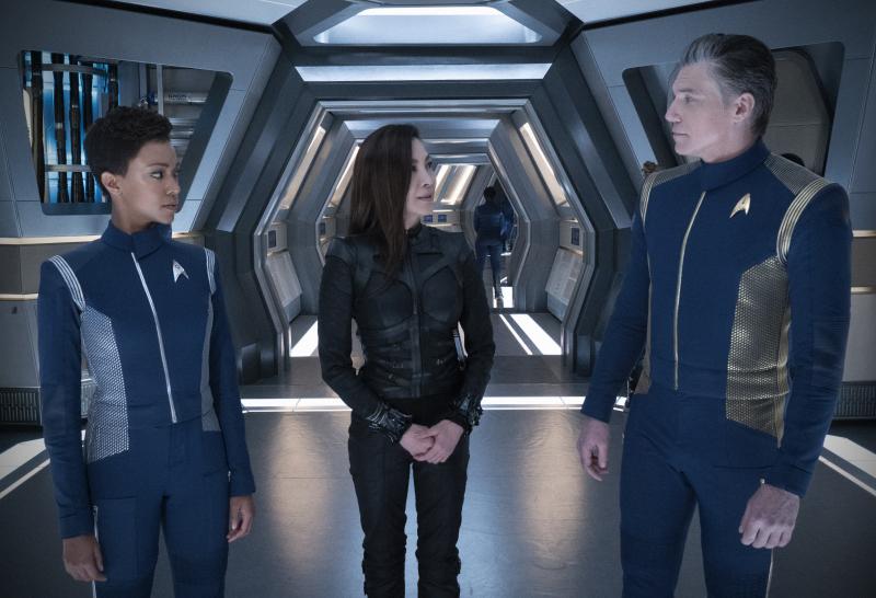 Star Trek Discovery Season 3 Episode 4 Release Date Watch Online Spoilers