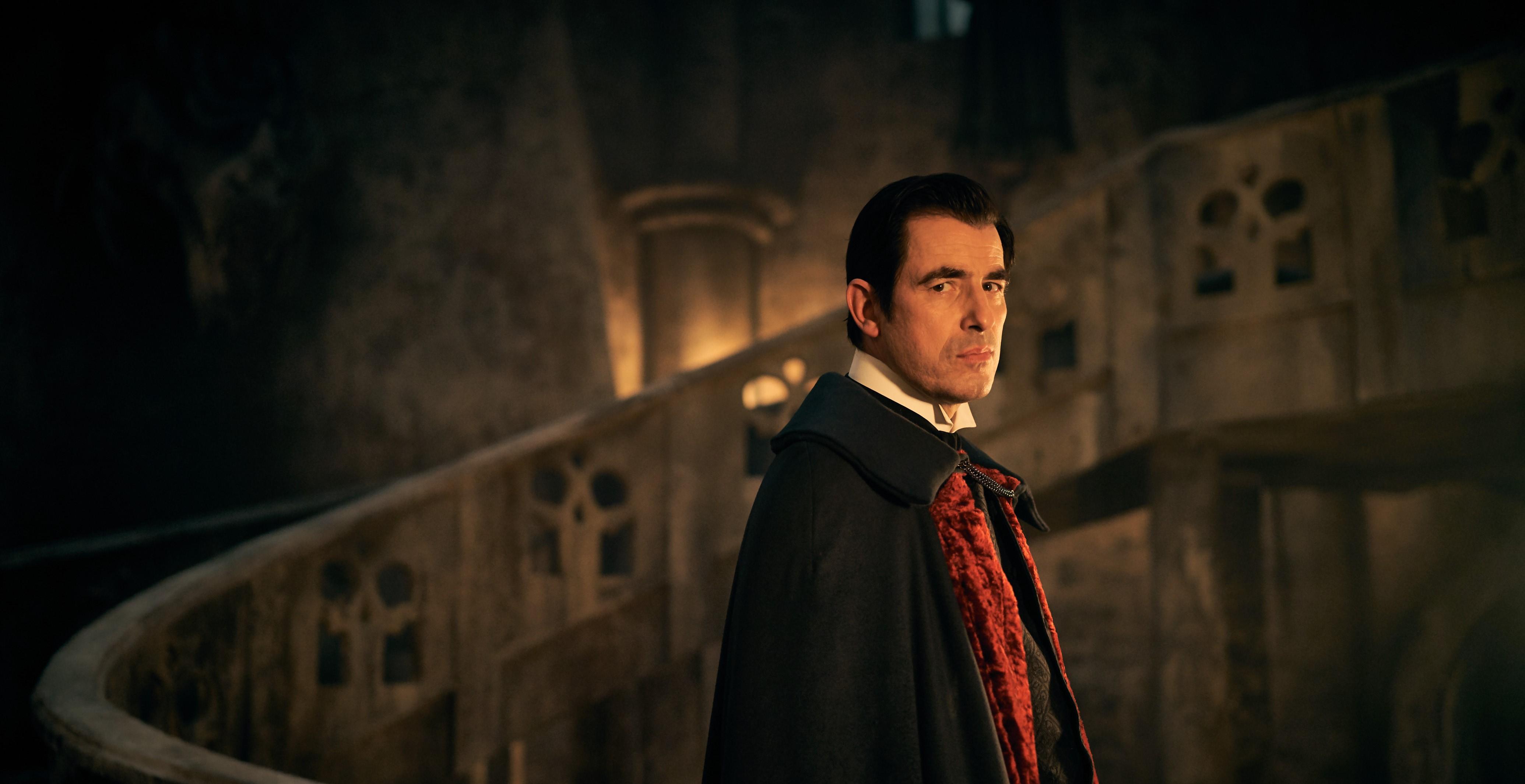 Where Was Dracula Filmed? Netflix Filming Locations