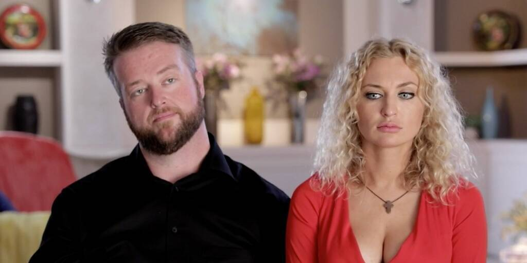90 Day Fiance mike and natalie