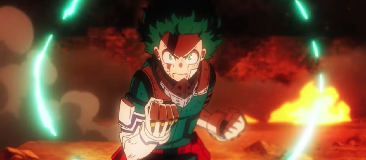 My Hero Academia Heroes Rising Ending Explained Movie Timeline Plot Summary