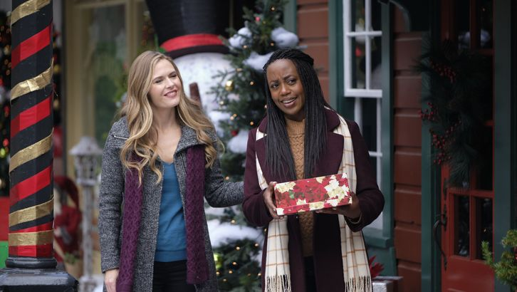 Christmas Joy Cast  2020 Where Was Christmas in Evergreen: Tidings of Joy Filmed? Hallmark