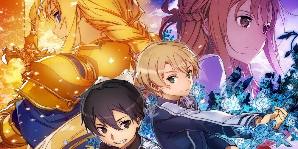 Sword Art Online Alicization Season 3 Episode 6 Release Date Watch English Dub Online Spoilers