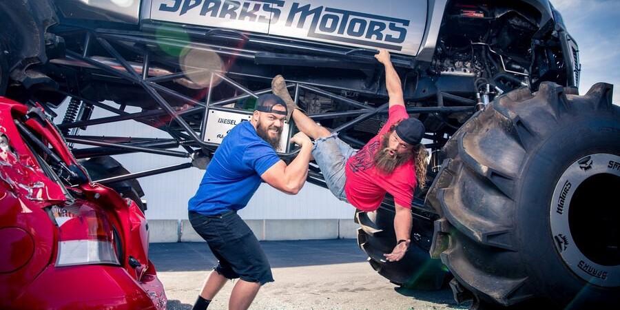 Diesel Brothers Season 7 Episode 2