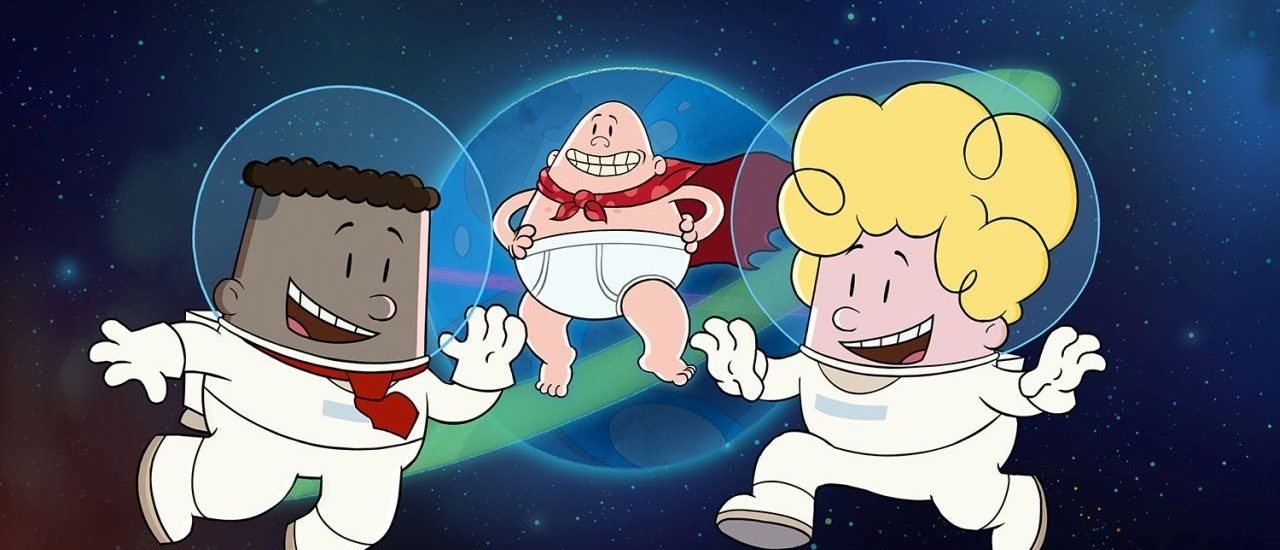 The Epic Tales of Captain Underpants in Space Season 2