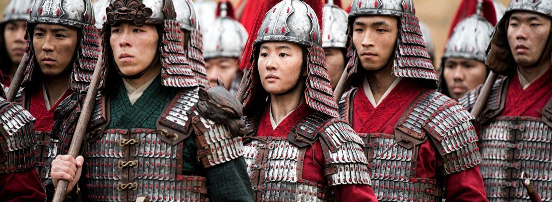 Mulan Filming Locations