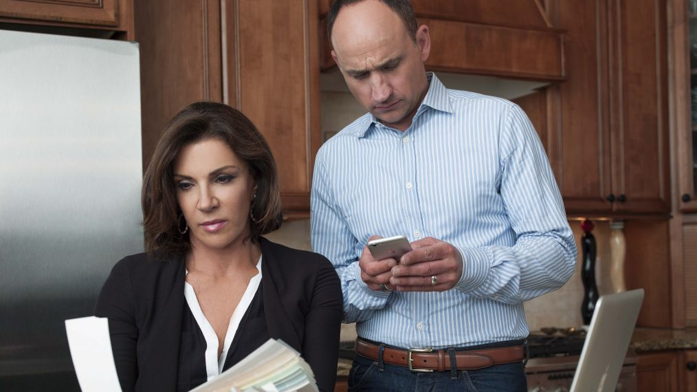 Are Hilary Farr And David Visentin Dating Are They Friends
