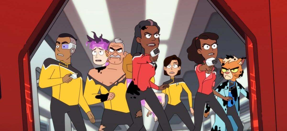 Star Trek: Lower Decks Episode 1