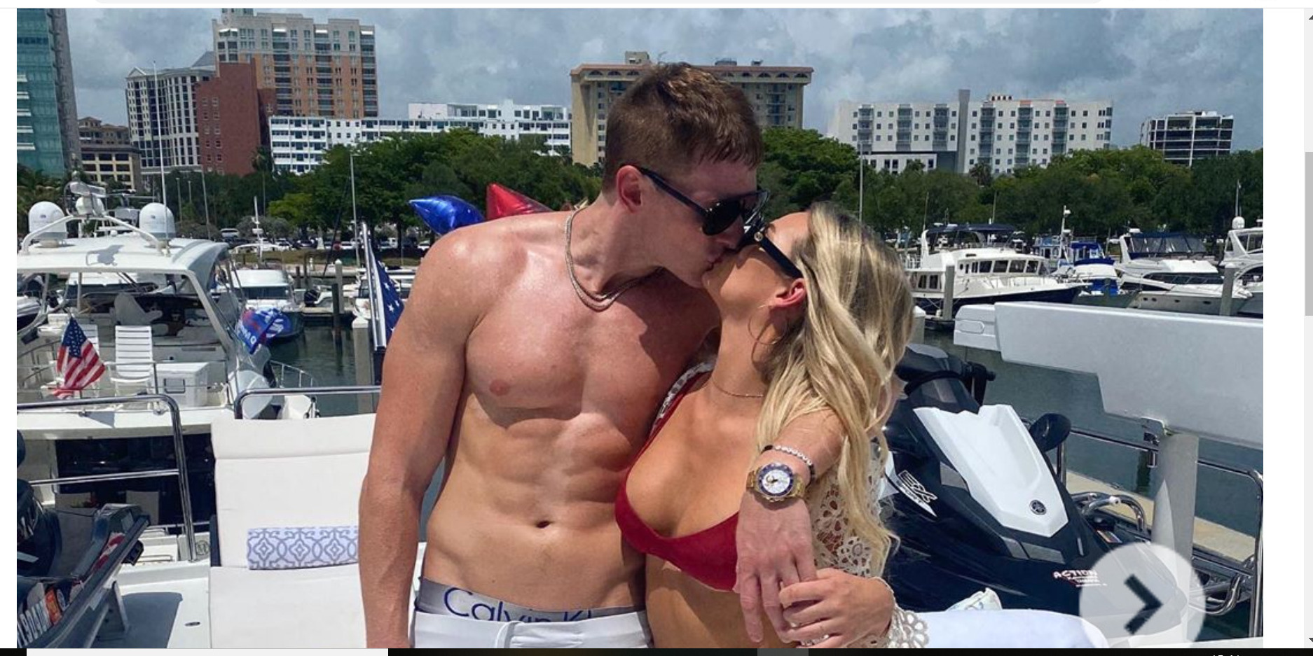Are Juliette Porter And Sam Logan Still Dating Siesta Key Update