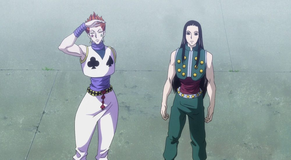 Are Illumi And Hisoka Married In Hunter X Hunter Is Their Relationship Canon