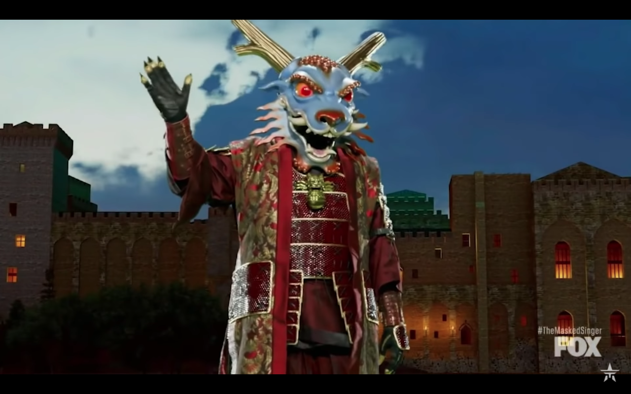 Who Is Dragon On The Masked Singer Clues Guesses Spoilers
