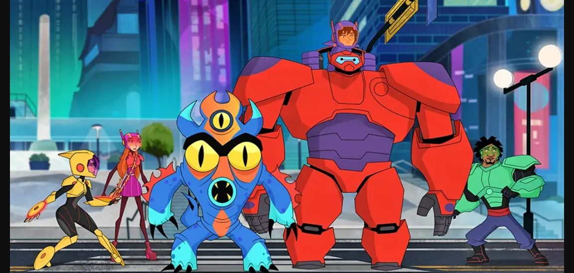 Big Hero 6 The Series Season 3 Episode 4 Release Date Watch Online Spoilers