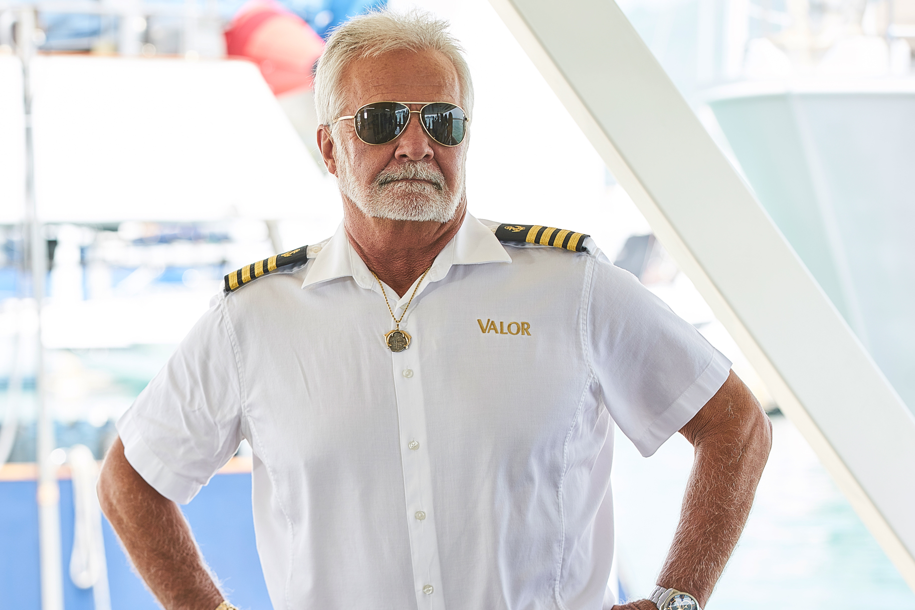 Below Deck Med: Who Was Promoted to Be the New Lead